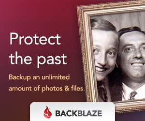 Unlimited backup with Backblaze