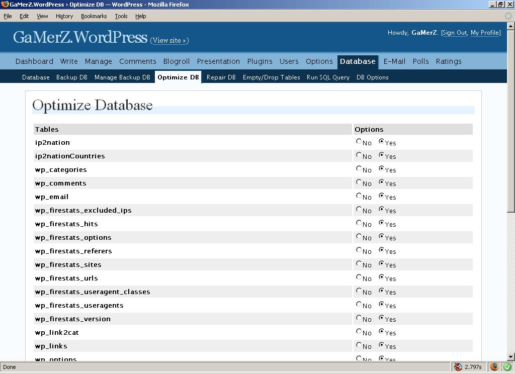 Managing Your WordPress Database • Technically Easy