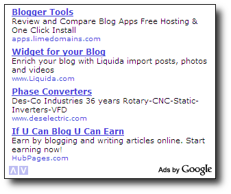 """Google Ads - """"Static Pages in Blogger"""" Search"""
