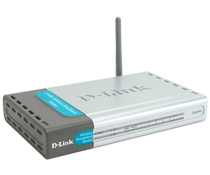 How to Secure the D-Link DI-614 Wireless Router