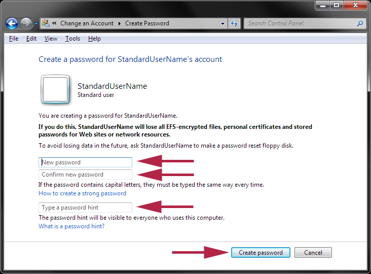 How to Create a Standard User Account in Windows 7