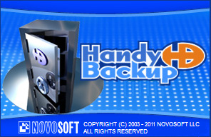 Handy Backup - A Great Addition to My Backup Process