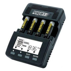 Maha Powerex MH-C9000 Battery Charger Review