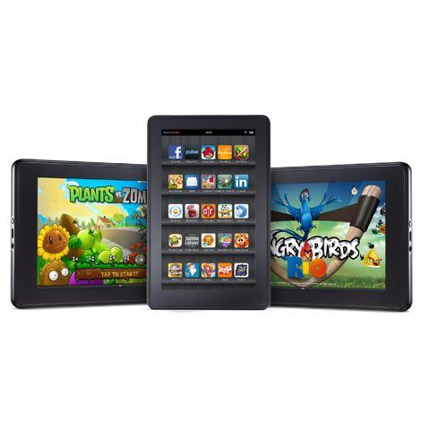 Choosing Amazon Kindle Fire: 5 Reasons It Trumps the Apple iPad