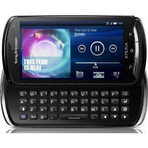 Sony Ericsson Xperia Pro Android Smartphone