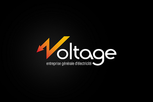 Voltage Logo Design
