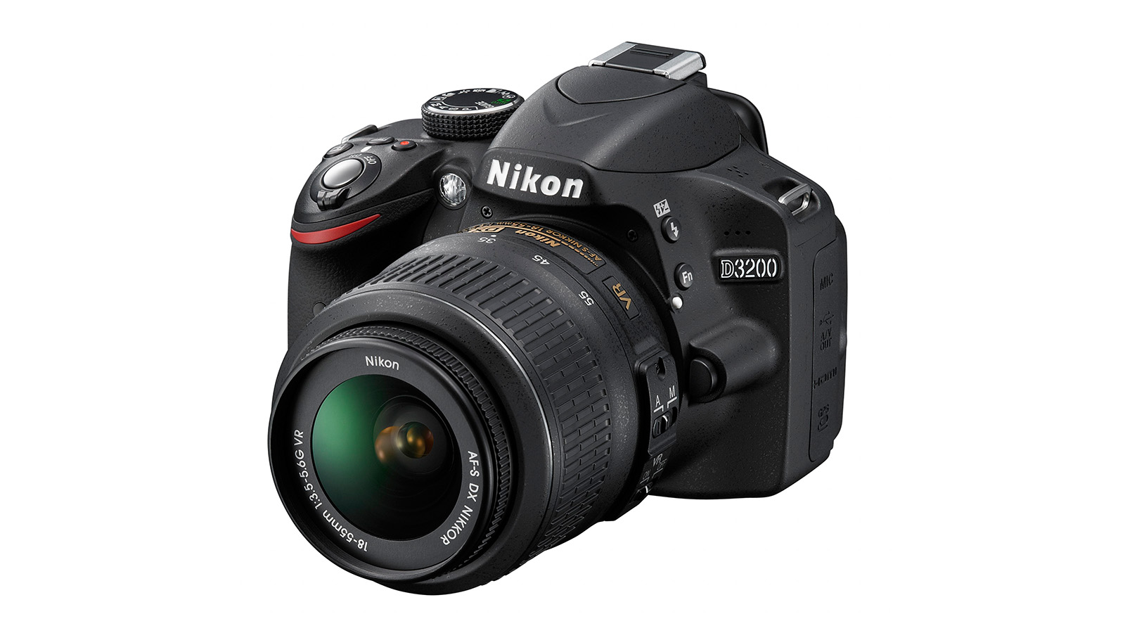 Nikon Announces the D3200 Digital SLR Camera