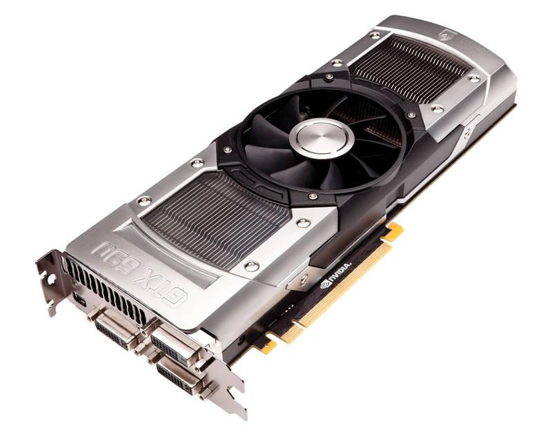 NVIDIA Announces the GeForce GTX 690