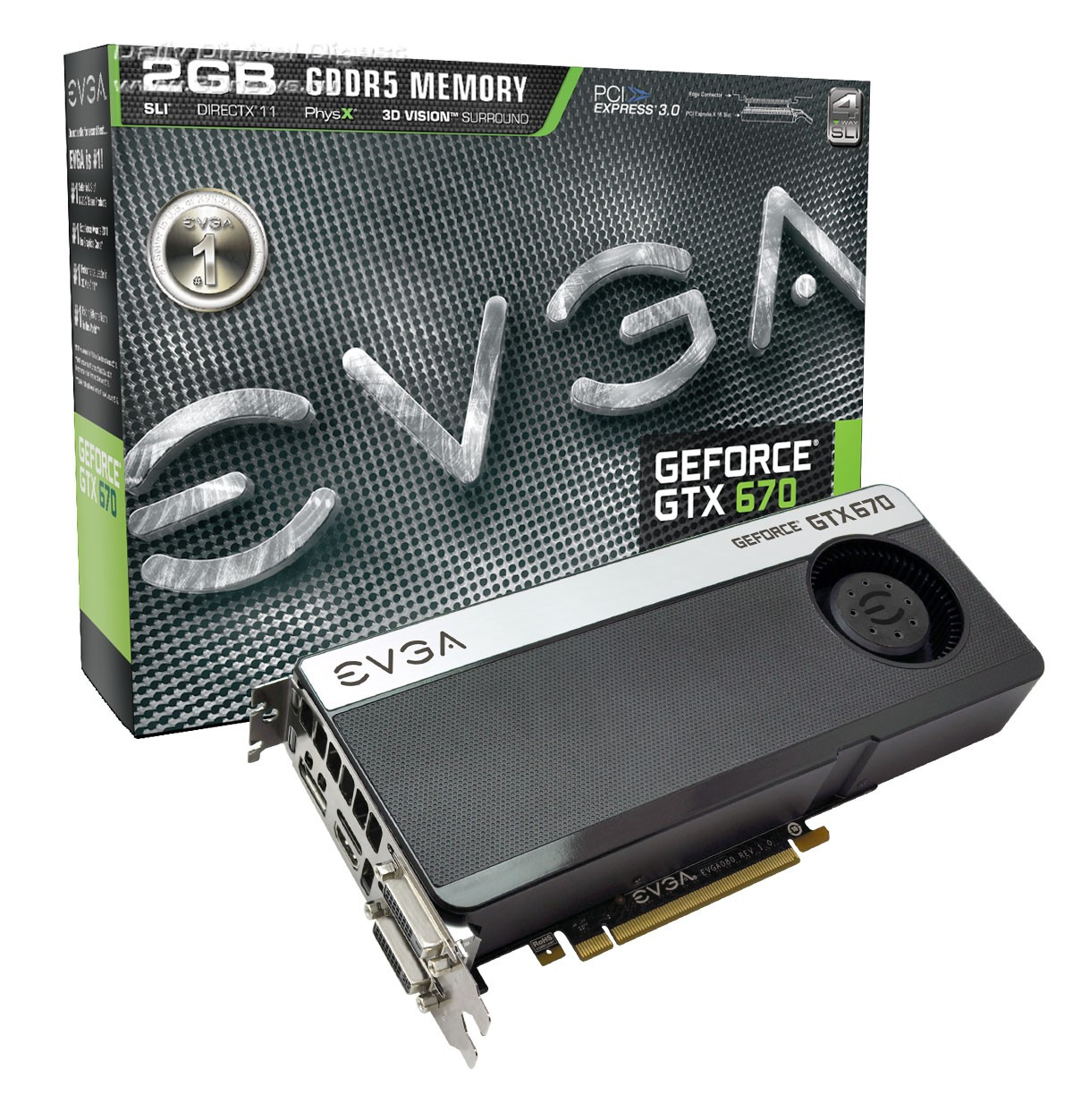 NVIDIA Launches the GeForce GTX 670