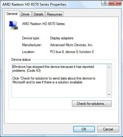 Fix: Device Manager Error Code 43