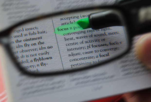 Focus on Relevant Content