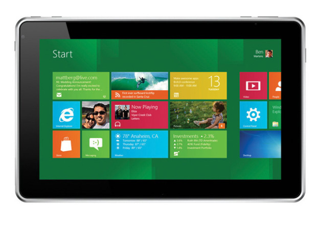 Can a Microsoft Windows 8 Tablet Compete?