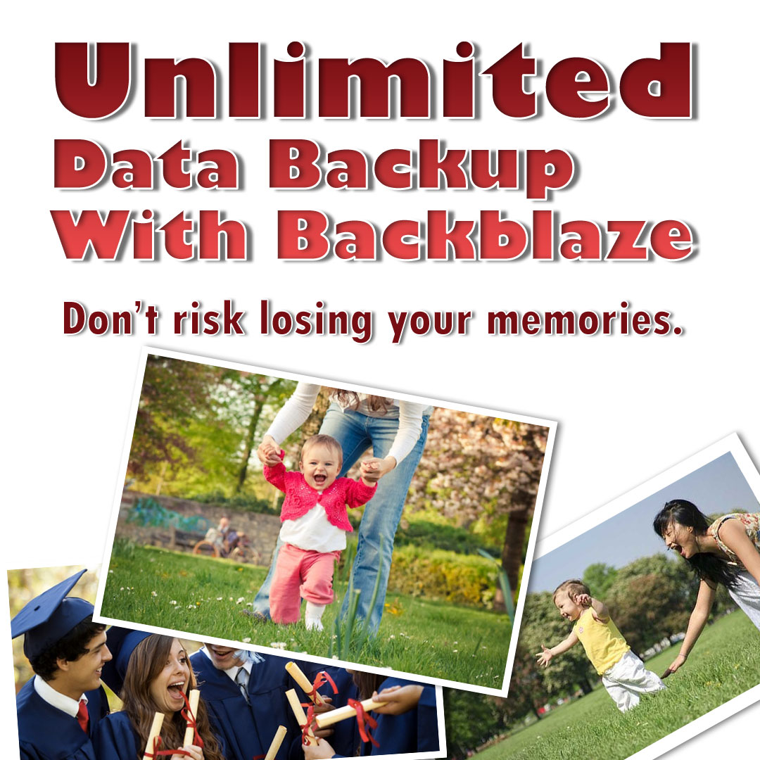 Looking for Affordable and Unlimited Online Backup? Try Backblaze