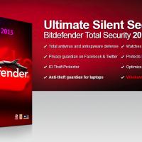 Bitdefender Total Security 2013 - Features