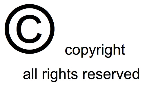 Copyright - All Rights Reserved