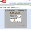 YouTube - Quick Capture
