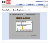 YouTube - Quick Capture