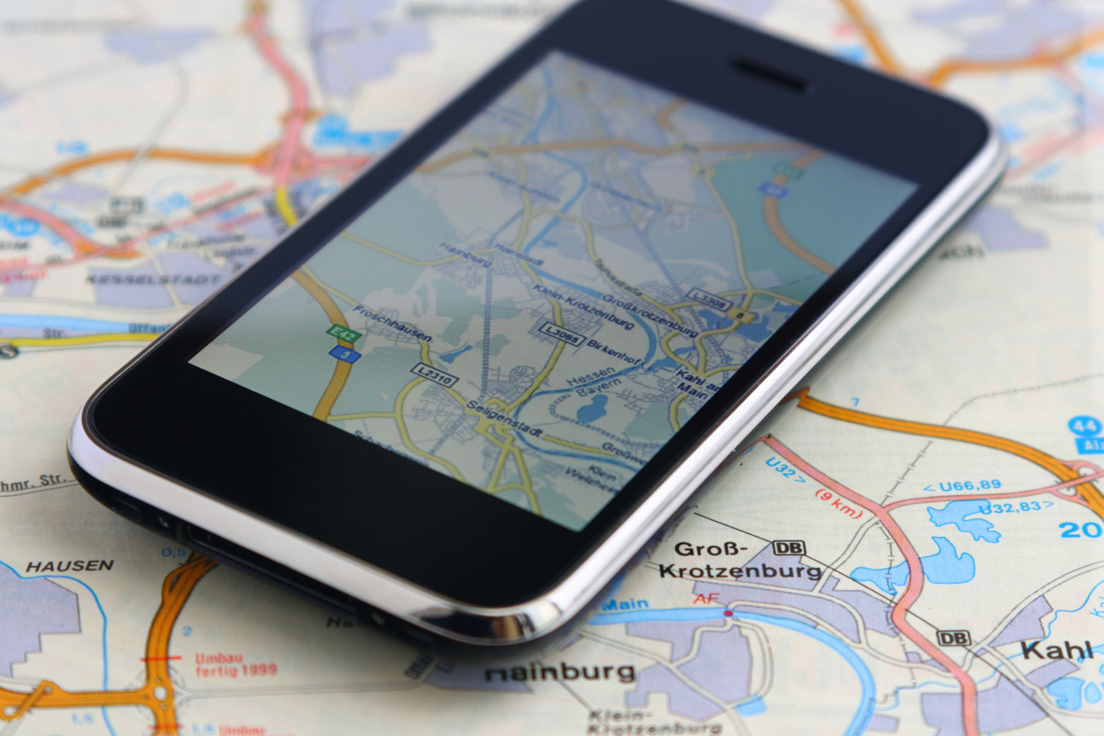 Tracing a cell phone location isn't as hard as you think