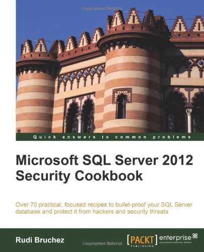 Microsoft SQL Server 2012 Security Cookbook