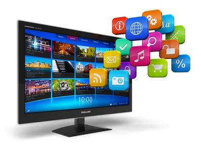 Smart TVs Enhance Sports Programming With Social Media