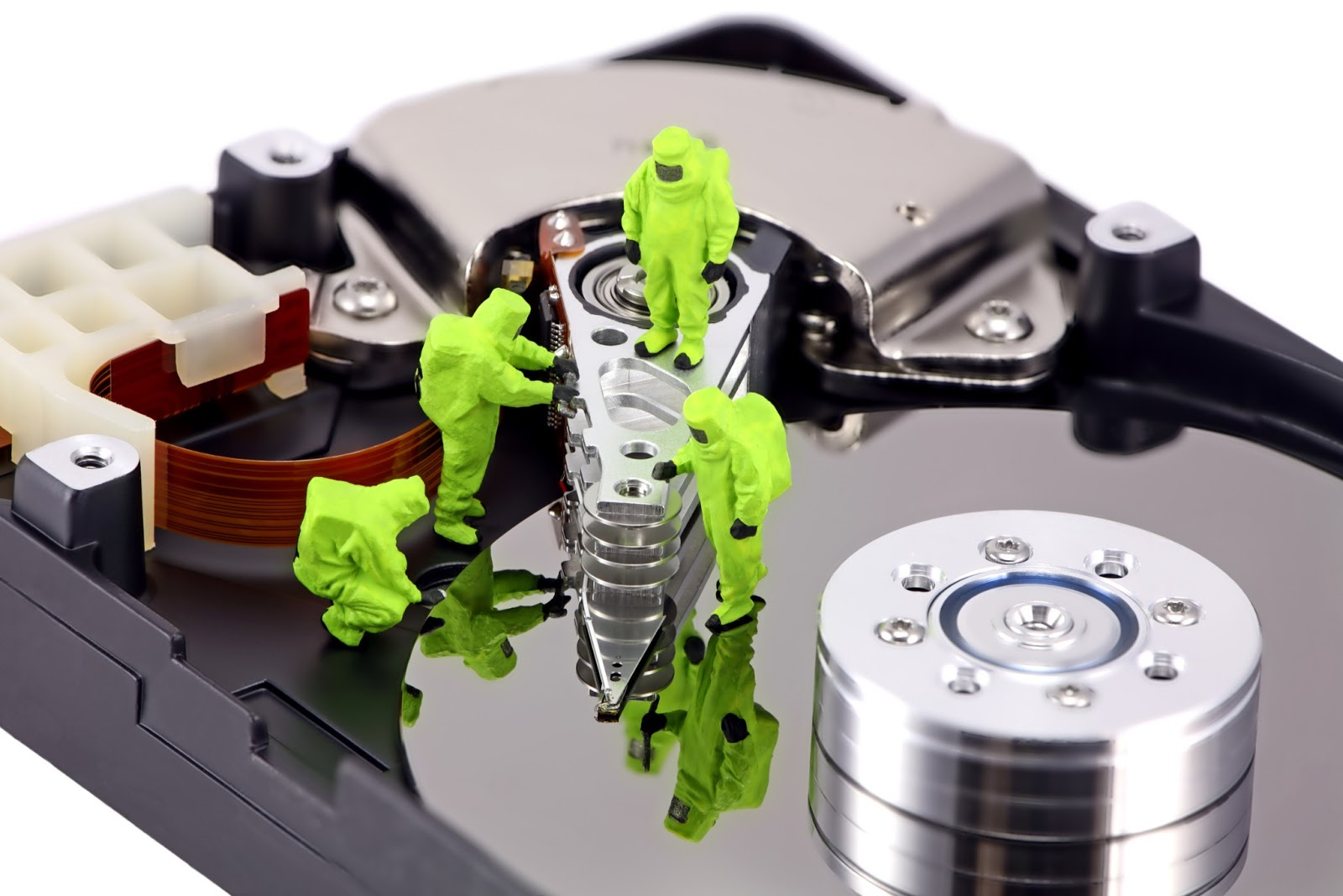 Why My Data Hard Drive Errors Didn't Affect Me