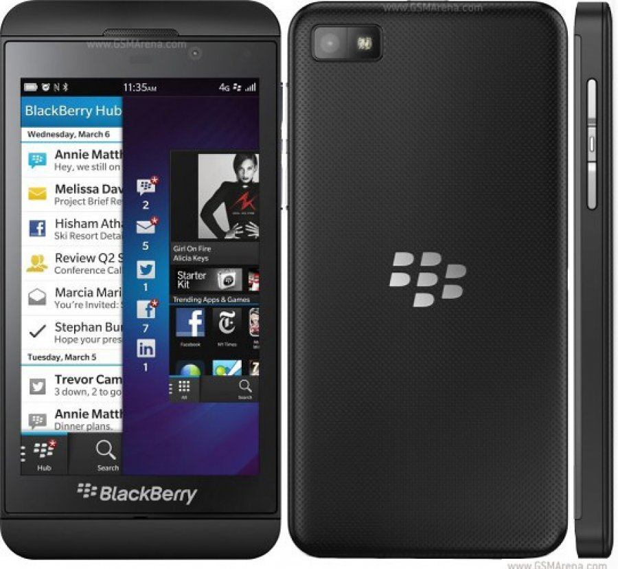 Blackberry Z10 Features and Review
