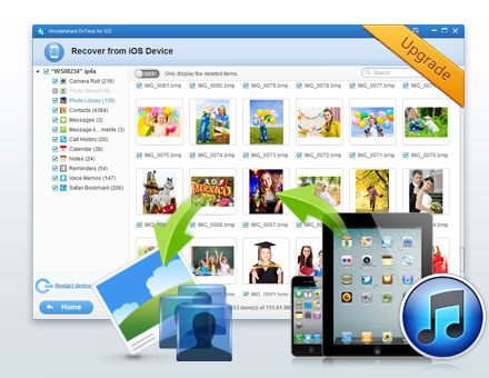How Can I Recover My Lost Photos From My iPhone?