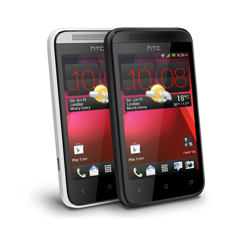 HTC Desire 200 Set to Capture the Low-end Android Market