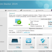 Disinfecting Your Computer of System Doctor 2014