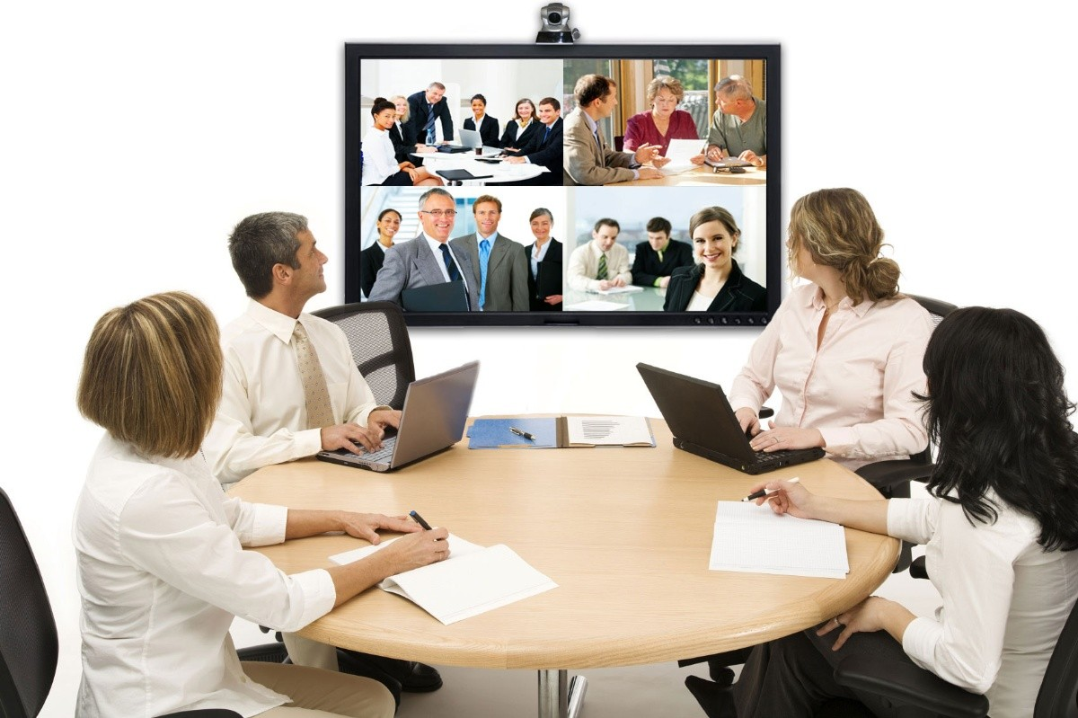 Online All the Way with Web Conferencing