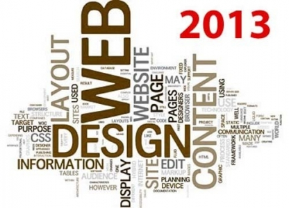 Web Design Trends to Watch in 2013