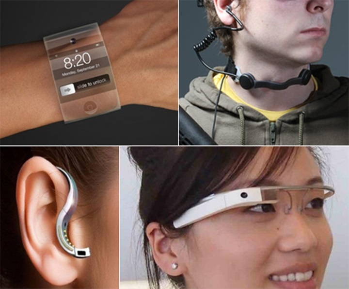 Wearable Technology to Keep Your - 99.6KB