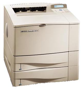 HP LaserJet 4000T