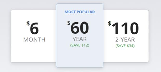 Backblaze Pricing