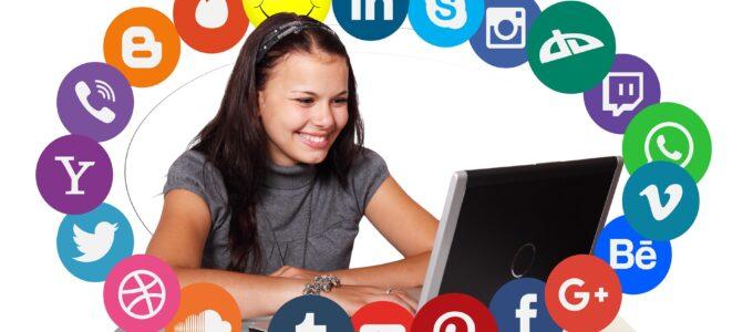 What Do Social Media Marketers Do?